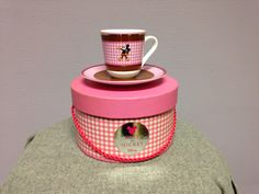 Best of Mickey espresso cup: Pretty Pink