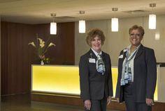 Renovated Lobby Taking Shape at Lehigh Valley Hospital-Cedar Crest
