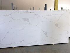 Bianco Carrara Quartz for Kitchen Counters . AMF Brothers Granite Countertops and Quartz Countertops.