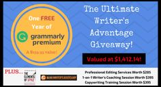 The Ultimate Writer's Advantage Bundle Giveaway
