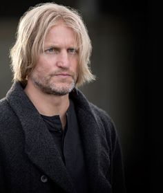 Woody Harrelson as Haymitch Abernathy, this is who I want to meet. Most people would pick Katniss, Peeta, and Finnick. But my friend Maria and I think he is awesome. I even made a song for him! New Hunger Games, Hunger Games Characters, Hunger Games Catching Fire, Hunger Games Trilogy, Hunger Games Haymitch, Katniss And Peeta, Katniss Everdeen, Fire Movie, Wattpad
