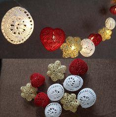 Handmade Shop, Etsy Handmade, Handmade Gifts, Etsy Christmas, Christmas Items, Winter Holiday, Holiday Gifts, Christmas Lights In Bedroom, Fairy Lights Wedding