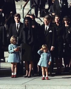 This Nov. 25, 1963 file photo shows three-year-old John F. Kennedy Jr. saluting his father's casket in Washington on Nov. 25, 1963, three days after the president was assassinated in Dallas.