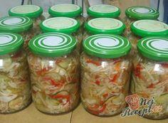 28 z Salate Im Winter, Zucchini Lasagne, Bolognese, Graham Crackers, Preserves, Pickles, Cucumber, Mason Jars, Thing 1
