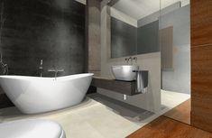 Piękny projekt łazienki polecam. http://ilonasobiech.pl