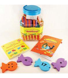 #CDWISHLIST  Learn Numbers Manipulative - Carson Dellosa Publishing Education Supplies