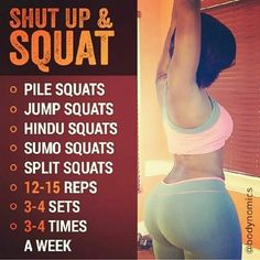Squats.. via Bodynomics/Buffie the body on Facebook..