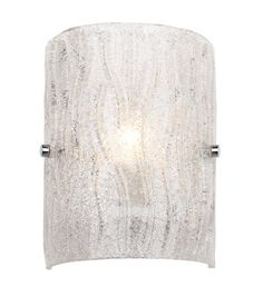 View the Alternating Current AC1101 Brilliance Chrome 1 Light Indoor Wall Washer at LightingDirect.com.