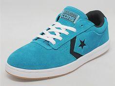 #Converse CONS KA-II Lagoon Blue/Black-White #sneakers