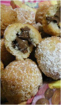 Beignets, Famous Italian Restaurants, Yummy Food, Tasty, Danishes, Everyday Food, Mediterranean Recipes, Dessert Recipes, Desserts