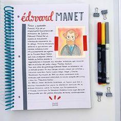 Bullet Journal School, Bullet Journal Notebook, Bullet Journal Ideas Pages, Bullet Journal Inspiration, Cute Notes, Pretty Notes, Notebook Drawing, Journal Challenge, School Notebooks