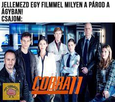 #film #cobra11 #Ágy #sex #vicc #humor #Agyzsibbasztó Movies, Movie Posters, Fictional Characters, Films, Film Poster, Cinema, Movie, Film, Fantasy Characters