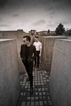 Theo Hutchcraft & Adam Anderson - HURTS