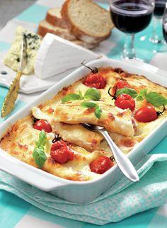 Pastarullar fyllda med krämig och fyllig köttfärssås. Dessert Recipes, Desserts, Lunch, Dinner, Drinks, Food, Lasagna, Tailgate Desserts, Dining
