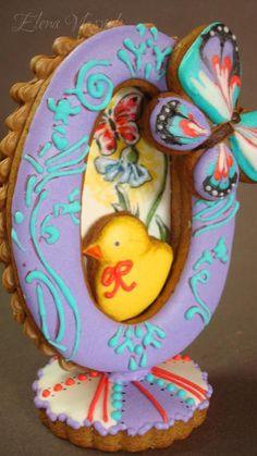 Easter egg (inspired works from  Julia M. Usher's)