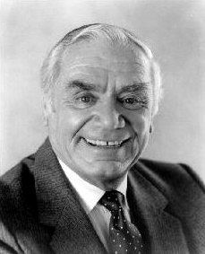 "Ernest Borgnine (aka Ermes Effron Borgnino - (1917 - 8 July 2012) - Academy Award for Best Actor ""Marty"" 1956 - Requiescat in pace"