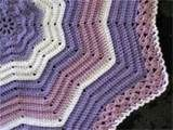 Navajo Shell Ripple - Crochet Patterns, Free Crochet Pattern