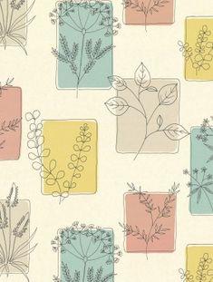 Ideas plants doodle wallpaper for 2019 Arte Sketchbook, Motif Floral, Floral Prints, Surface Pattern Design, Pattern Design Drawing, Print Patterns, Leaf Patterns, Floral Patterns, Tile Patterns