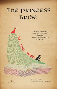 princess bride original poster - Google Search
