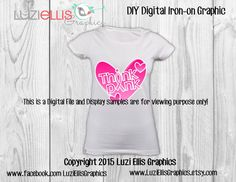 Fight like a Girl Breast Cancer Awarenss by LuziEllisGraphics T Shirt Transfers, Breast Cancer, Ribbon Diy, Digital, Trending Outfits, Pink, Iron, Shirts, Etsy
