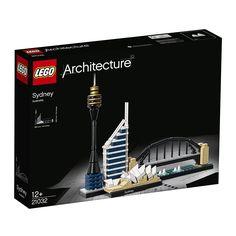 LEGO Architecture Sídney - juegos de construcción (Multicolor): Amazon.es: Juguetes y juegos