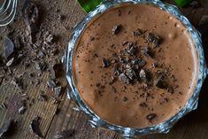 Klassisches Mousse au Chocolate (keine Gelatine)