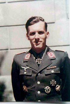 Mj i. G. Arnold von Roon (1914-1990) - RK - FJR-2