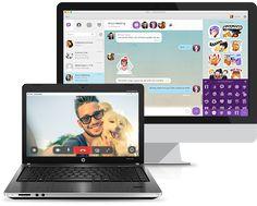 Viber | Ingyenes hívások, szöveges üzenetek és képek megosztása bárkivel, bárhol!