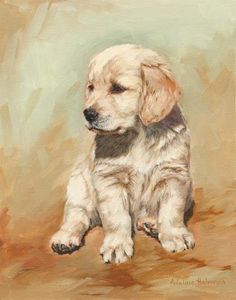 Adeline Halvorson Artworks - Canadian Artist specializing in paintings of animals