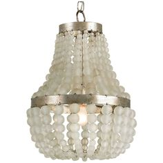 Currey and Company Chanteuse Petit Chandelier 9203