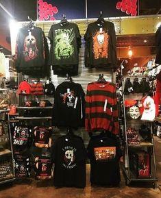 Mode Grunge, Grunge Goth, Punk Goth, Goth Aesthetic, Aesthetic Fashion, Aesthetic Images, Michael Myers, Freddy Krueger, Scene Kids