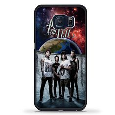 pierce the veil band in galaxy iPhone Samsung Galaxy TPU Rubber Case Protector #TPUCaseDesign