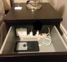20 ideas geniales para organizar cables y enchufes en casa! - Taringa!