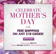 Mother's Day Offer  https://marianhoffman.avonrepresentative.com