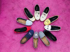 Al no encontrar zapatos originales y cómodos que le gustaran, la regiomontana Lorena Vázquez decidió diseñarlos. Con esa idea comenz
