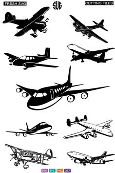 Kids Choice Award, Choice Awards, Airplane Silhouette, Stencils For Wood Signs, Art File, File Format, Silhouette Design, Cricut Design, Cutting Files