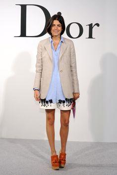 Leandra Medine - NY Party 'Dior'