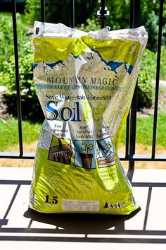 Kalyn's Kitchen®: A Container Garden on the Deck and Herbs in the Kitchen Window (2013 Garden Update #1)