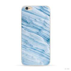 Custodia Apple iPhone 7 Plus - Newsets Azzurro
