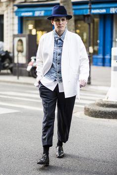 Paris fashion week day 6