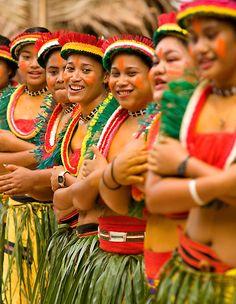 Yapese Dancers