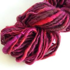 Saturn  Corespun Art Yarn  Super Bulky  Handspun by Artyfibres