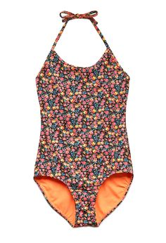 99fdeebf1 Favorite Floral One-Piece (Kids) | FOREVER21 Getting ready for fun in the