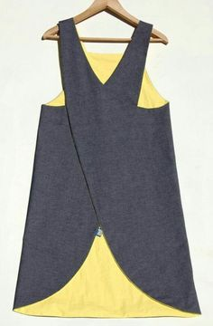 Items similar to Linen apron Japanese apron Aprons for women Pinafore apron Apron dress Gift for her Housewarming gift Cross back apron Gift for Mom ZUT on Etsy Sewing Aprons, Sewing Clothes, Japanese Apron, Pinafore Apron, Linen Apron, Denim Crafts, Apron Designs, Aprons Vintage, Apron Dress
