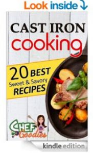 From cast iron cooking, to Jell-O shots (really!) to an entire box set of Filipino recipes, today's cheap Kindle cookbooks 5/2/14 prove that variety really is the spice of life.