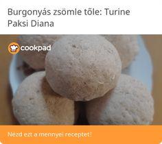 Burgonyás zsömle Hamburger, Diana, Bread, Breakfast, Food, Morning Coffee, Brot, Essen, Baking