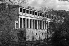 Stoa of Attalos - Stoa of Attalos, Monastiraki, Athens, Attica, Greece