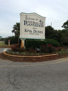 Gulf Shores Plantation Map With Unit Numbers