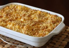 This Hash Brown Casserole is Perfect for a Family Meal or Potluck