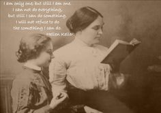 """Helen Keller 